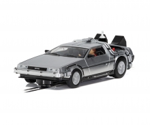carson 1:32 DeLorean -Back to the Future 2 HD