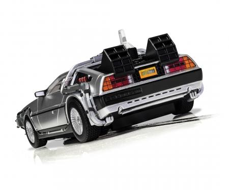 carson 1:32 DeLorean -Back to the Future 2 HD