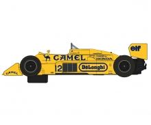 carson 1:32 Lotus 99T Monaco GP 87 A.Senna HD