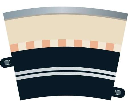 carson SPORT Digital Single Lane Kurve R3 (4)