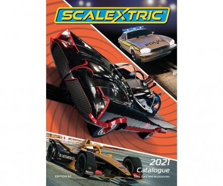 carson Scalextric 2021 Catalogue