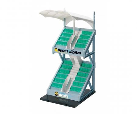 carson Scalextric Grand Stand (Diorama)