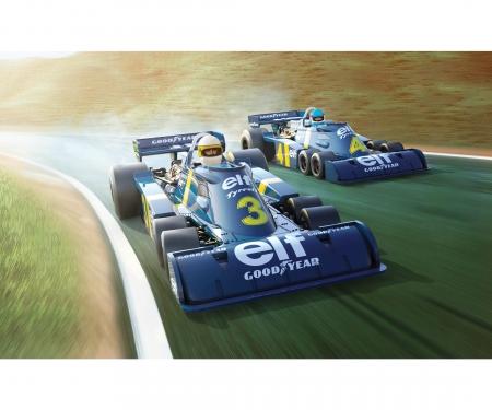 1:32 Tyrrell P34 Swed. GP76 Twin Pack HD