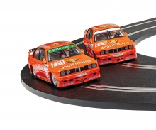 carson 1:32 BMW E30 M3 Jagermeister Twin HD