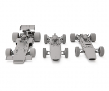 carson 1:32 Lotus F1 Triple Pack HD