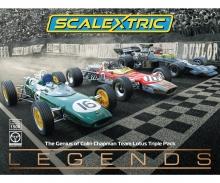 1:32 Lotus F1 Triple Pack HD
