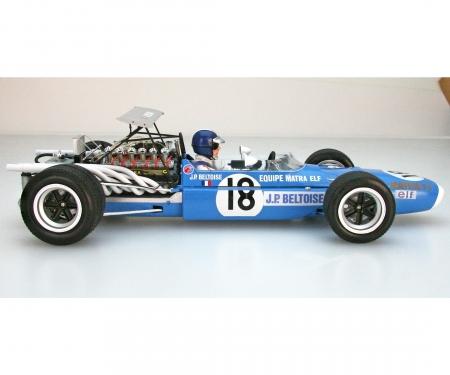 carson 1:12 1968 MS11 British GP