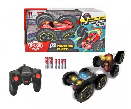 DICKIE Toys RC Tumbling Flippy, RTR