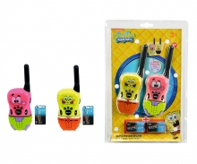 DICKIE Toys Walkie Talkie Sponge Bob