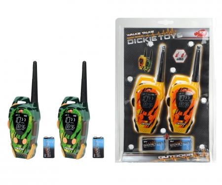 DICKIE Toys Walkie Talkie Outdoor