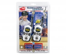 DICKIE Toys Walkie Talkie Security Agent