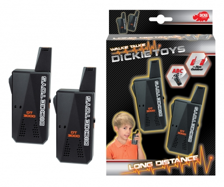 DICKIE Toys Walkie Talkie Long Distance