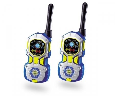 DICKIE Toys Walkie Talkie Polizei