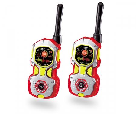 DICKIE Toys Walkie Talkie Fire Service