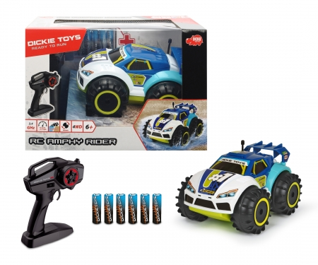 DICKIE Toys RC Amphy Rider, RTR