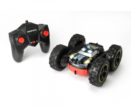 DICKIE Toys RADIO CONTROL FLIPPY CON LUZ 18 CM
