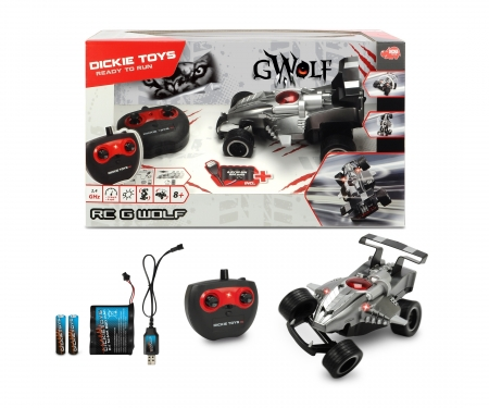 DICKIE Toys RC G-Wolf