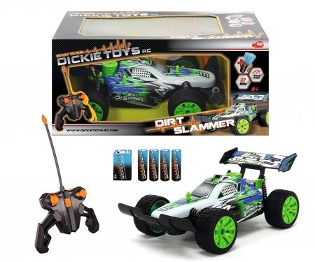 DICKIE Toys RC Dirt Slammer, RTR
