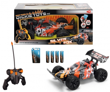 DICKIE Toys RC Silver Fox