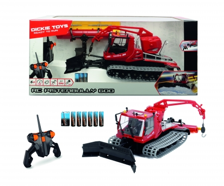 DICKIE Toys RC Pistenbully 600, RTR
