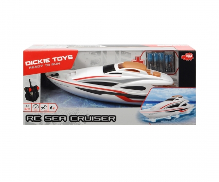 DICKIE Toys LANCHA SEA CRUISER