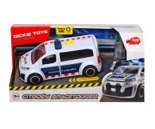 DICKIE Toys FURGON MOSSOS