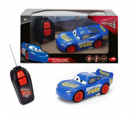 DICKIE Toys RC Cars 3 Fabulous LMQ Single Drive