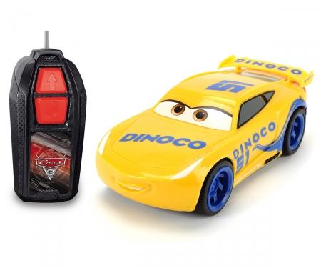 DICKIE Toys RC Cars 3 Cruz Ramirez Single Drive