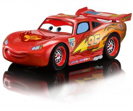 DICKIE Toys RC Cars 2 Turbo Racer Lightning McQueen