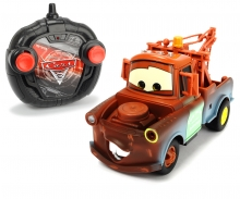 DICKIE Toys RC Cars 3 Turbo Racer Mater 1:24