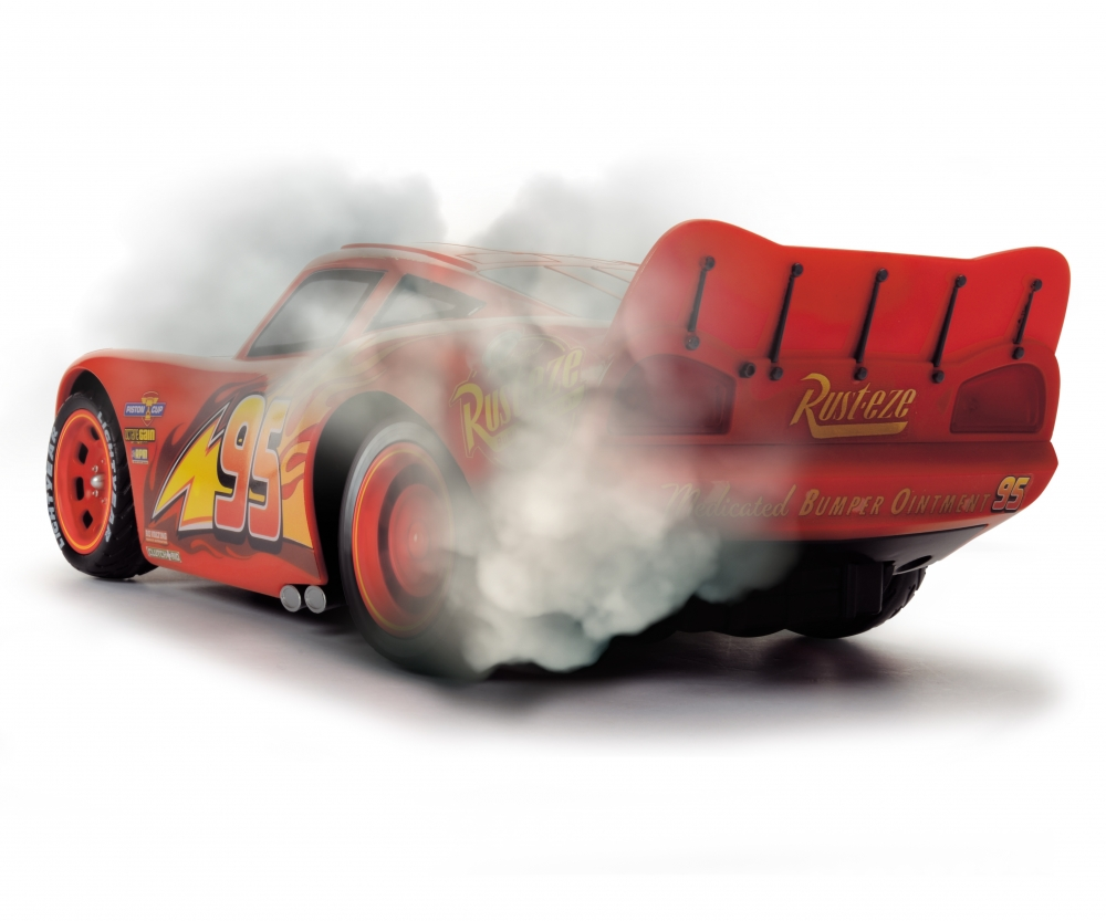 RC Cars 3 Ultimate Lightning McQueen - Cars