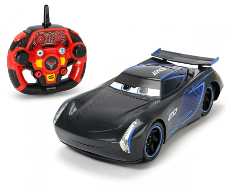 DICKIE Toys RC Cars 3 Ultimate Jackson Storm