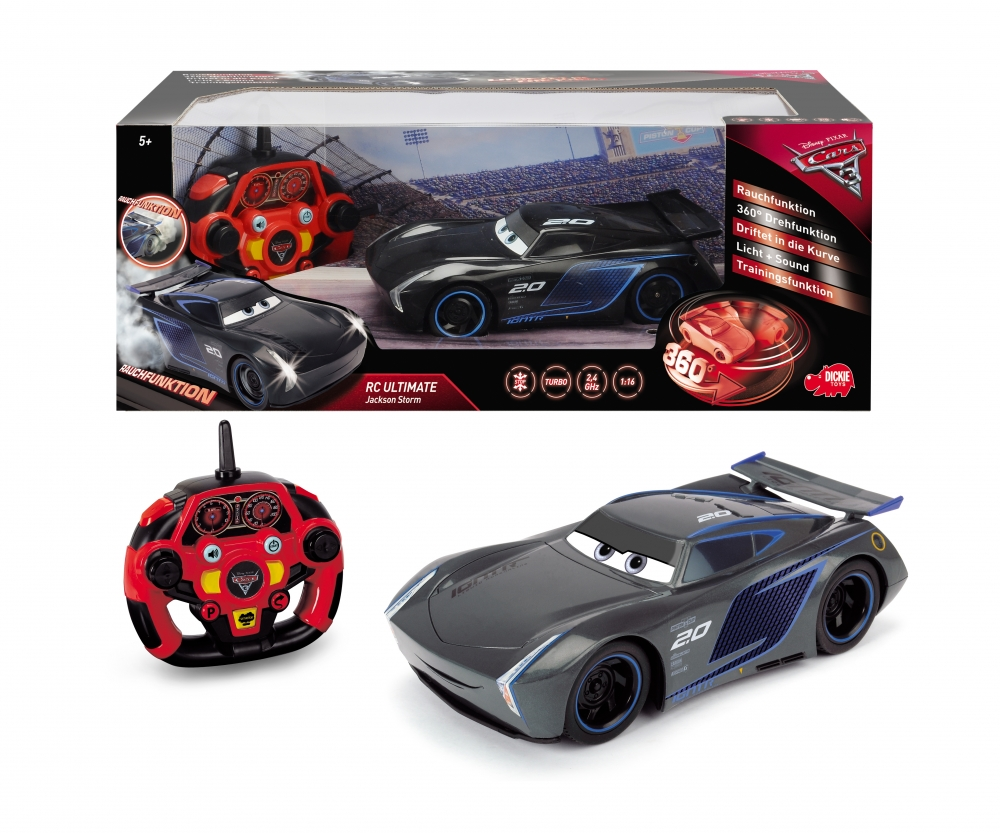 rc cars 3 ultimate jackson storm cars licenses brands products. Black Bedroom Furniture Sets. Home Design Ideas