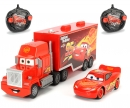 DICKIE Toys RC Cars 3 Turbo Mack Truck + LMQ