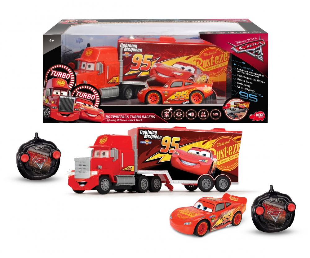 rc cars 3 turbo mack truck lmq cars licenses brands products. Black Bedroom Furniture Sets. Home Design Ideas
