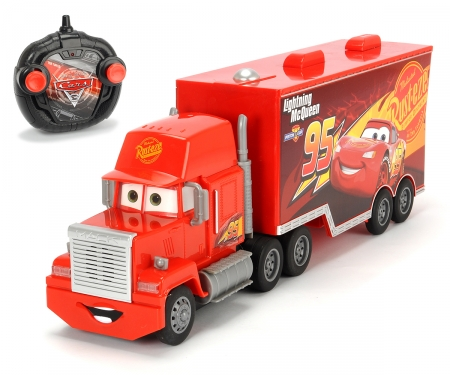 DICKIE Toys RC Cars 3 Turbo Mack Truck