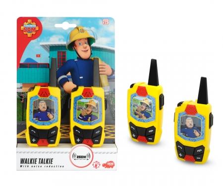 DICKIE Toys Fireman Sam Walkie Talkie