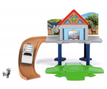 DICKIE Toys Feuerwehrmann Sam Mini-Rescue Set