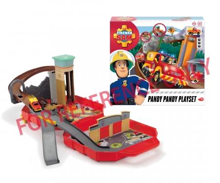 DICKIE Toys Sam Ponty Pandy playset