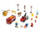 DICKIE Toys Fireman Sam Theme Set