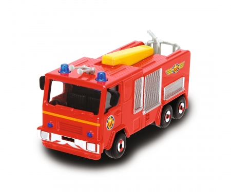 DICKIE Toys Fireman Sam Theme Set