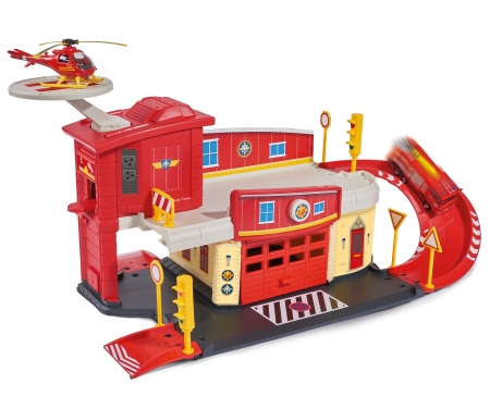 DICKIE Toys Fireman Sam Fire Rescue Centre