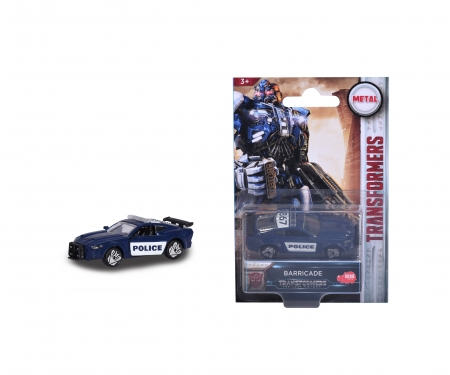 DICKIE Toys Transformers The Last Knight Barricade
