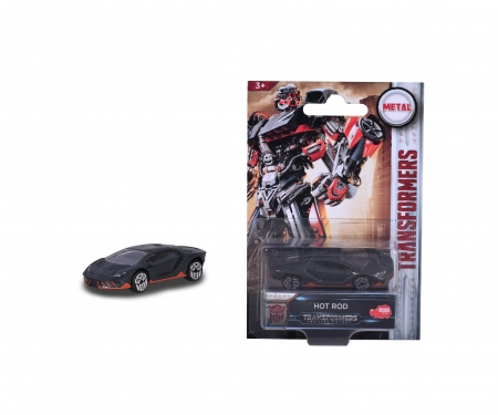 DICKIE Toys Transformers M5 Hot Rod