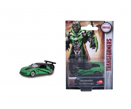 DICKIE Toys Transformers The Last Knight Crosshairs