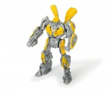 DICKIE Toys Transformers The Last Knight Bumblebee Robot Figure
