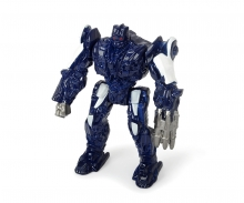 DICKIE Toys Transformers The Last Knight Barricade Spielfigur
