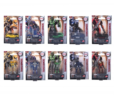 DICKIE Toys Transformers The Last Knight Assorting