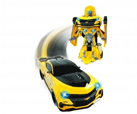 DICKIE Toys M5 Robot Fighter Bumblebee