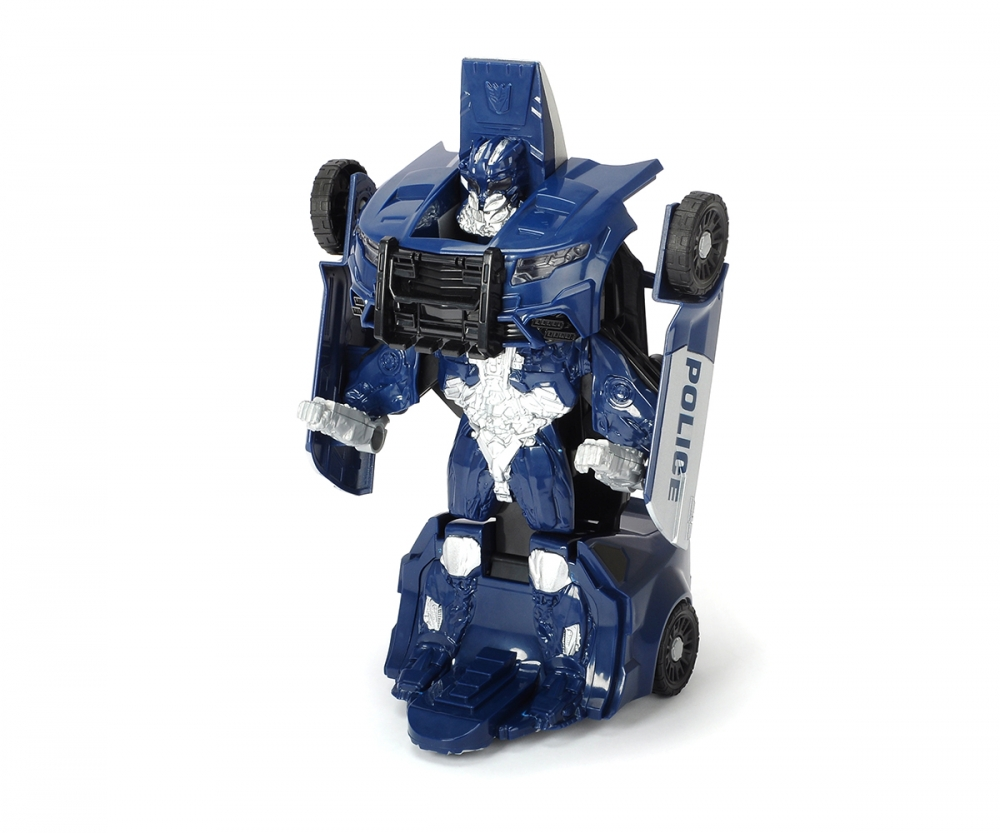 Transformers The Last Knight Robot Fighter Barricade Transformers Known From Tv Brands Products Www Dickietoys De
